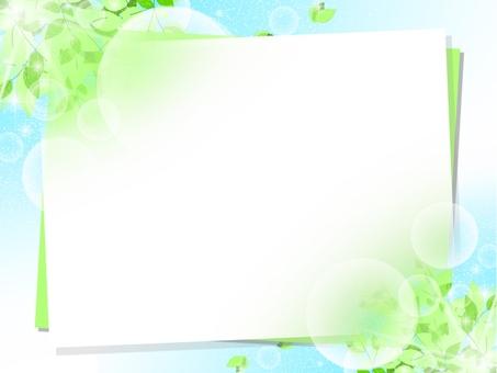 녹색 프레임
