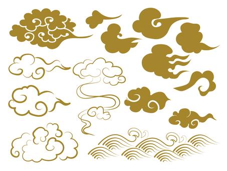구름 소재