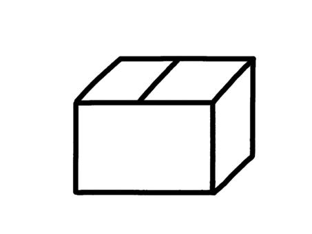 Cardboard white