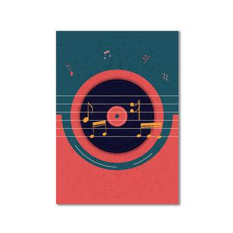 음악 포스터