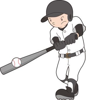 High School Baseball Kun 1