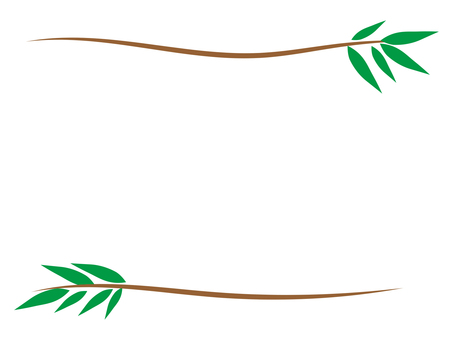 Frame tree leaf a