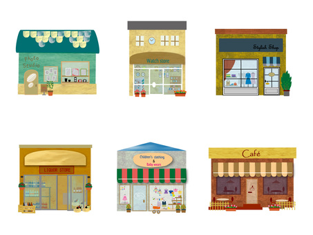 6 Shop set 2