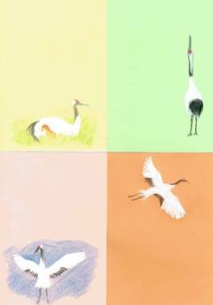 Crane note