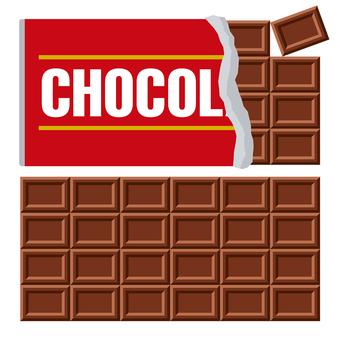 巧克力-02(板巧克力)