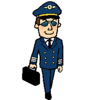 職業(パイロット)
