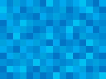 Pixel mosaic background