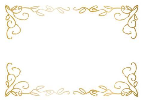 Antique material 001 gold