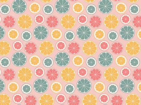 柑橘パターン
