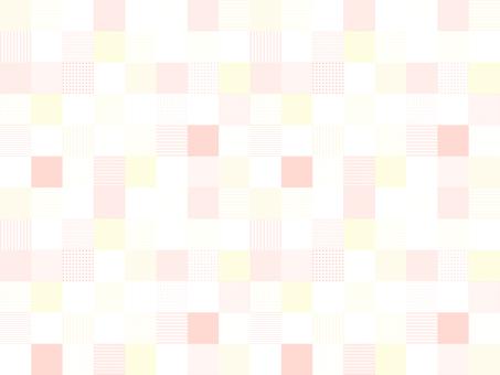 Tile-like background 03 (warm color)
