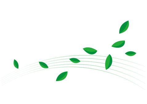 Background leaf background