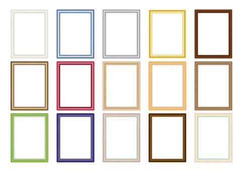 Various frame - frames