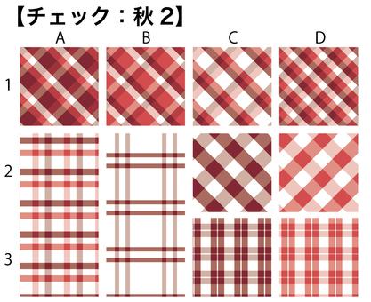 Pattern check (autumn 2)