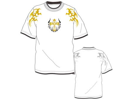 Tribal T-shirt - 001