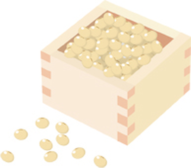 Beans of Setsubun