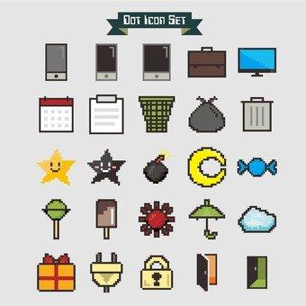Dot Icon