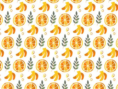 バナナオレンジ