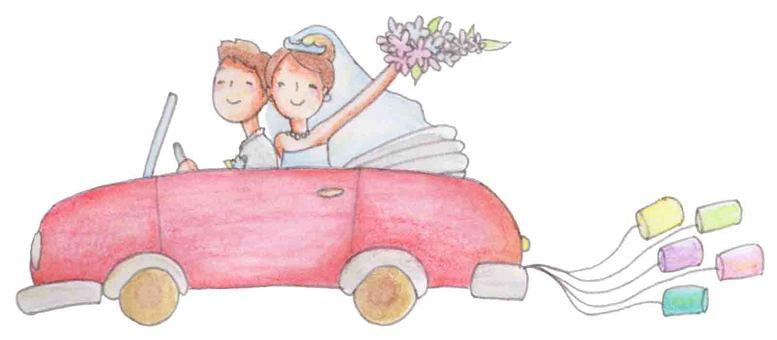 Bridal car 01