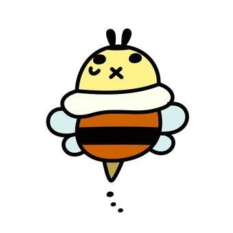슬퍼 꿀벌