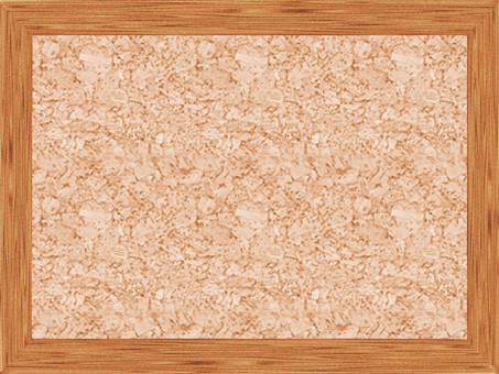 Crate wood cork board 2