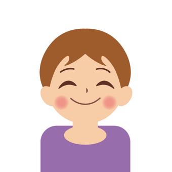 Baby (boy, smile)