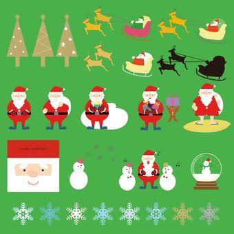 Santa Claus and Christmas