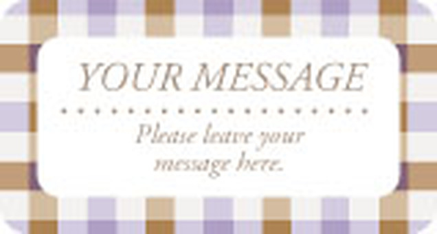 Message tag
