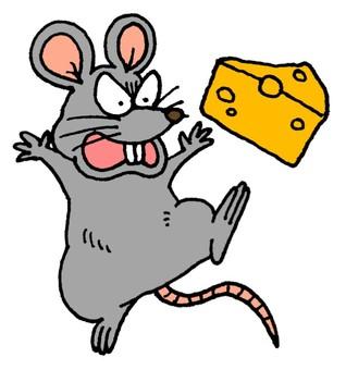 Surprising mouse