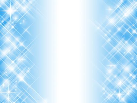 Glittering background vertical blue