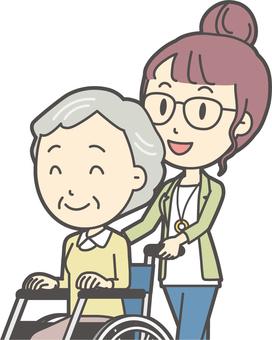 Glasses Women's Dumpling-358-Bust