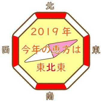 Hirakata 2019 Northeast East direction sect.
