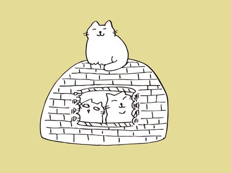 猫ちぐら03