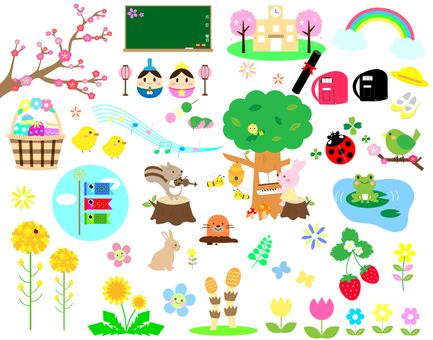 Spring Material 1