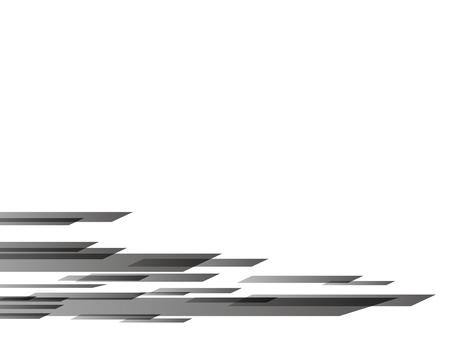 方形背景灰色