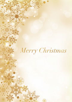 Christmas _ gold texture _ length 2187