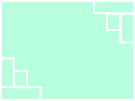 Block background (green)