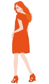 Orange's daughter