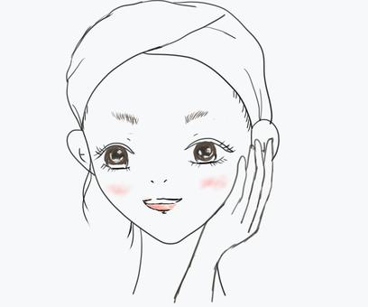 Makeup esthetic