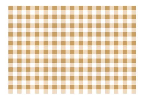 Check pattern _ brown