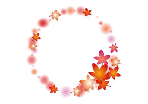 Autumn Material 004 Autumn Leaves Icon