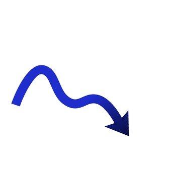 Flecha (azul)