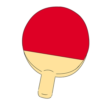 Table Tennis Racket Shake