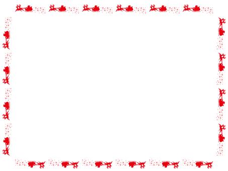Santa Claus Frame