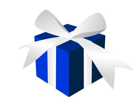 Present Blue Blue