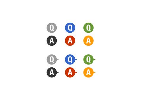Icon, Q & amp; A