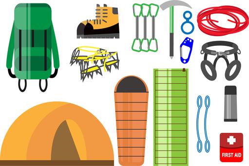 산 도구 _ 등산 도구