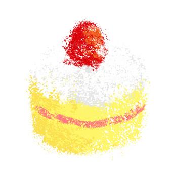 딸기 케이크