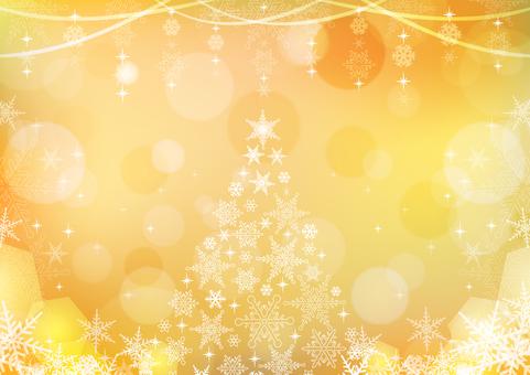 Winter material Christmas 129