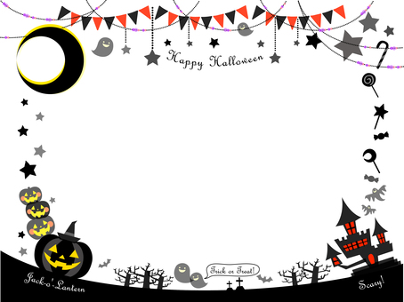 Halloween background-9