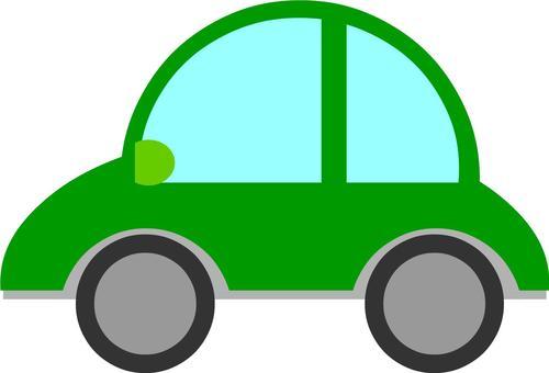 Simple passenger car
